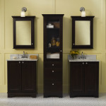 Bathroom and Kitchen Cabinets in Denver and Boulder | Kreative Kitchens | His and Hers bathroom Sinks