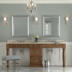 Bathroom and Kitchen Cabinets in Denver and Boulder | Kreative Kitchens | His and Hers Sinks