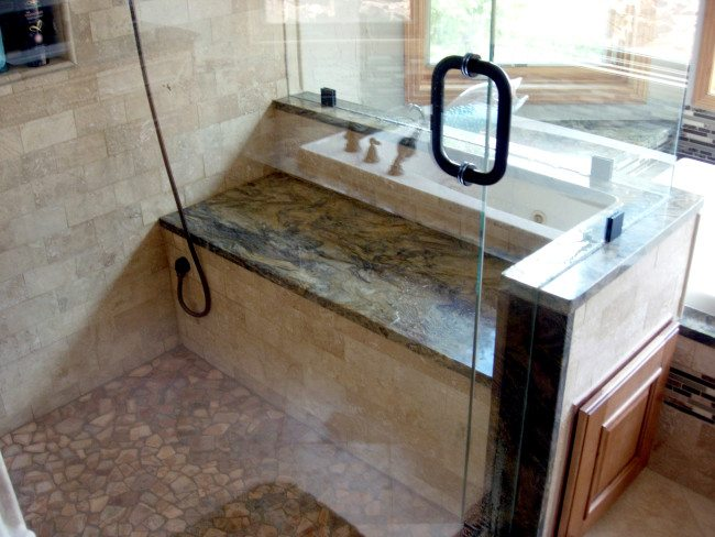 Project Highlight: Conifer Steam Shower